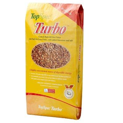 TopSpec Turbo Flakes 20kg