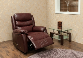 Brandon Leather Recliner
