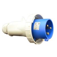 PLUG 3P 32A 230V IP67