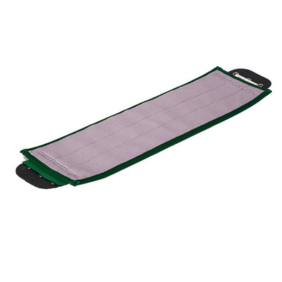 Smooth surface microfibre flat mops – 400mm