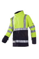 Sioen Valier Flame retardant, anti-static hi-vis fleece