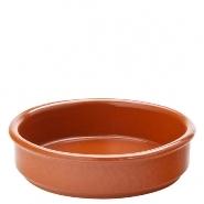 Tapas Dish Terracotta 11.5cm