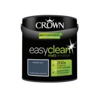 Crown Easyclean Matt Emulsion Midnight Navy 2.5L