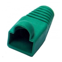 RJ45 Strain Relief Boot - Green
