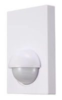 IP44 Panel Motion Sensor White