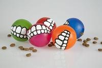 Rogz Grinz Mixed Ball Shipper of 15 Balls