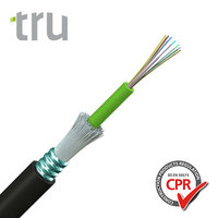 Draka-OM3-50/125-Armoured-Loose-Tube-Fibre-Optic-Cable-Grid-Image