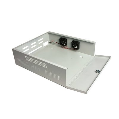 Haydon Recorder Lock Box with Fans & Removable Lid