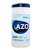 AZO ALCOHOL DISINFECTANT WIPES (TUB 200)