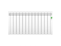 D Series White 13 elements Electric Radiator