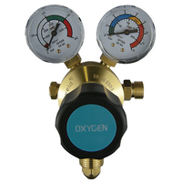 Oxygen 2 Gauge 1 Stage Regulator