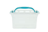 WHITEFURZE 13 LTR CARRY BOX TEAL