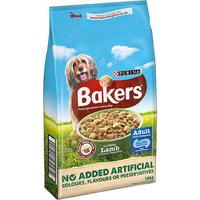 Bakers Complete - Lamb, Rice & Veg 14kg