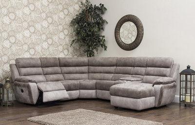 Urban Fabric Modular Sofa