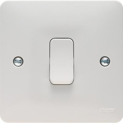 10AX 1G 2 Way Wall Switch   LV0301.0748
