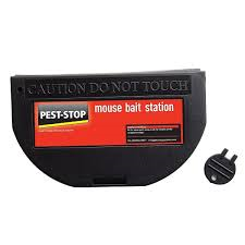 Pest-Stop Mouse Bait Station x 1