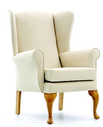 Alexander Queen Anne Chair Homecare Medical Supplies