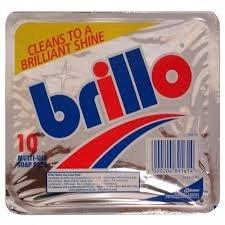 BRILLO PADS 12pktx10pads