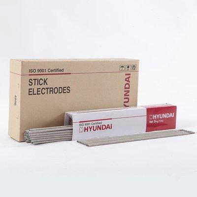 HYUNDAI 20Kg CTN 2.5mm 6013 MILD STEEL ELECTRODES (8x2.5Kg Pkt/Ctn)