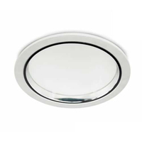 ONE Light 24w SMD LED Cool White IP44 Downlight