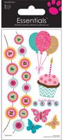 Birthday Girl  Essential Craft Sticker.