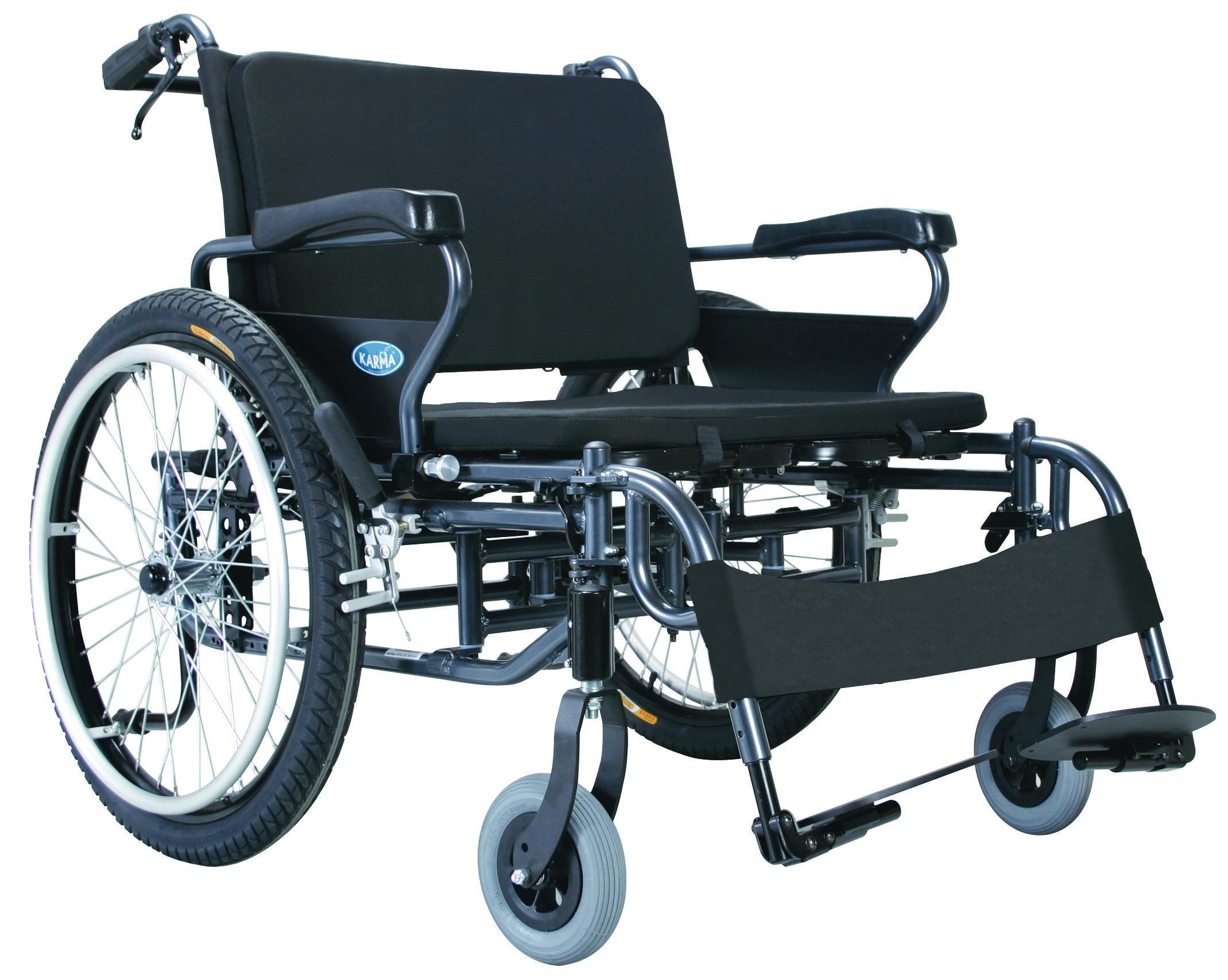 Karma Condor Bariatric Wheelchair