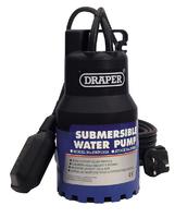 Draper Submersible Water Pump 120ltr/min 220v.