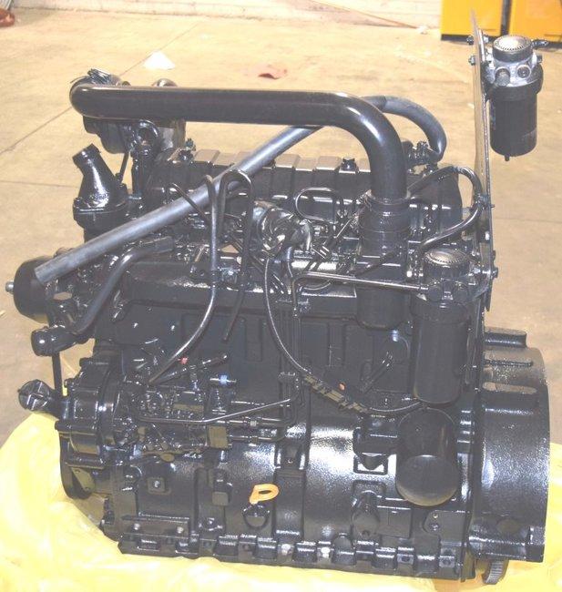 SISU Engine Complete 44DT 4 4L 4 Cylinder - Quality Tractor