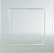 Gobi Square Plate Clear 310mm Carton of 6