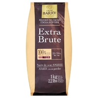 Cacao Barry Cocoa Powder 100% 1kg