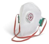 B-Brand Fold Flat P2 Mask Valved FFP2 NR