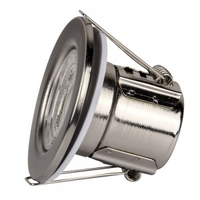5w Spotlight Fire Rated IP65 Nickle 4000K