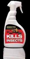 Insecto Super Bug Destroyer Spray - Kills INSECTS 500ml x 1