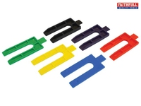 Fai/Full Plastic Packing Wedges (100)
