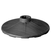 2012 Heavy Duty Base for Chain Support Post