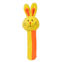 Rabbit Squeakaboo  (Priced in singles, order in multiples of 4)