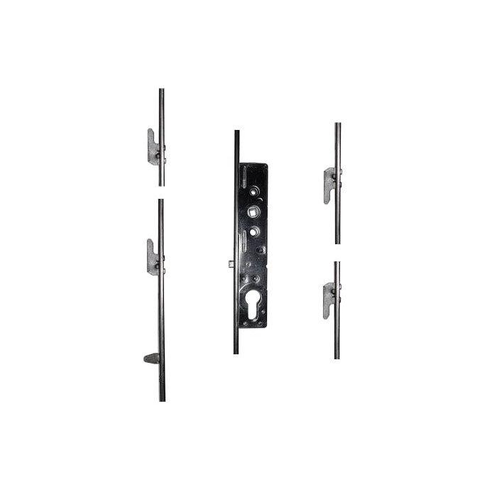 YALE SLIDING PATIO DOOR LOCK – 4 HOOKS