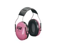 3M Peltor Kids Earmuff Neon Pink