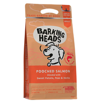 Barking Heads Adult Dog Pooched Salmon 2kg