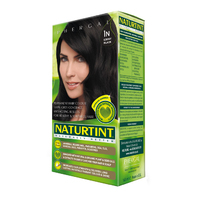 Naturtint Permanent Hair Colour Ebony Black 1N 170ml