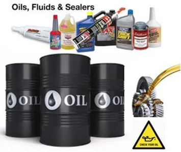 OILS/FLUIDS