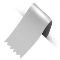 15MM ORGANZA SILVER/GREY X 25 METRES