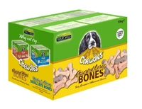 Chewdles Assorted Large Bones 10kg