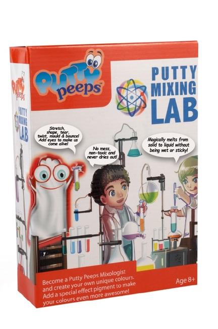 Putty Peeps Mixing Lab Irish Creative Stamping Ltd