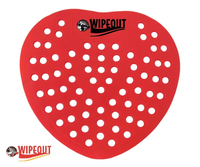 Urinal Mat Red Strawberry