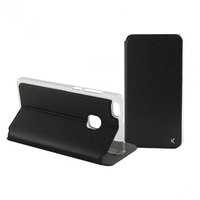 B0740FU81 Ksix Huawei P10 Black Folio Case