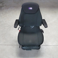 BEPCO Tractor Seat c/w Arm Rests and Head Rest  830-207