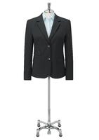 Black Elle Ladies Two Button Jacket