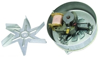FAN AND MOUNTING PLATE ASSEMBLY