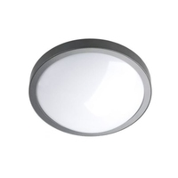 TEO LED 18W SILVER 4000K CEILING LIGHT | LV1102.0012